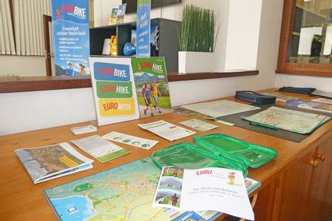 Eurohike travel documents