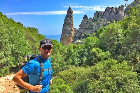 Erlebnisreicher Wanderpfard in Sardinien
