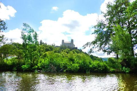 Burgen und Flüsse im Altmühltal erwandern