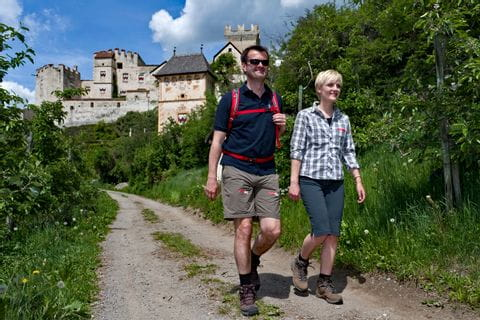 Hiking with kids in South Tyrol