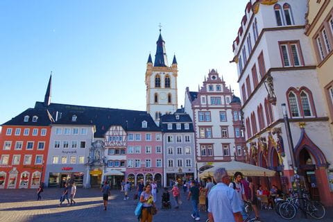 Experience the great old town of Trier on the hiking tour Moselle Trail