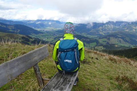 Ausblick von der Marbachhöhe