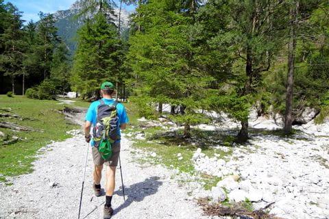 Panoramic hiking in Pillerseetal