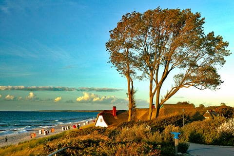 Calming Baltic Sea