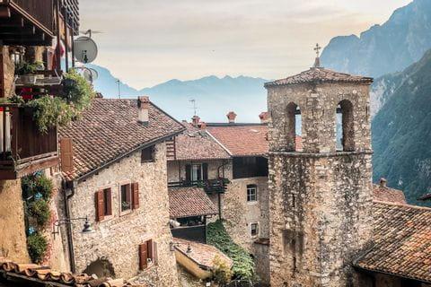 Impressionen vom Burgenweg in Südtirol