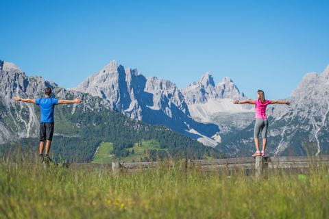 Incomparable views of the Dolomites