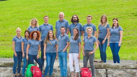 Eurohike Team
