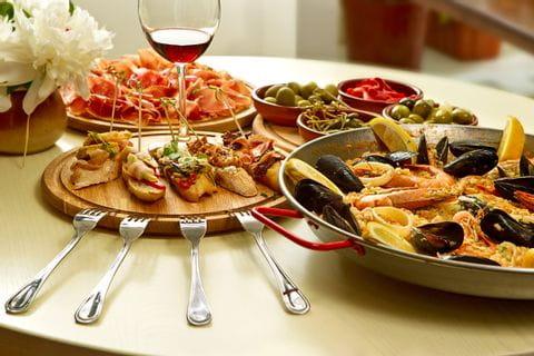 Spanische Kulinarik