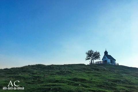 Postalm Kapelle im Salzkammergut