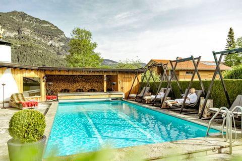 Staudacherhof Swimmingpool