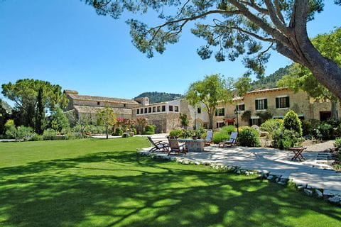 Charming Finca hotel Son Palou on Mallorca