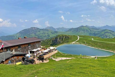 Kitzbuehel Hoernkoepflsee-Alp