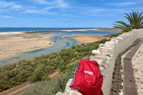 Küste bei Cacela Velha