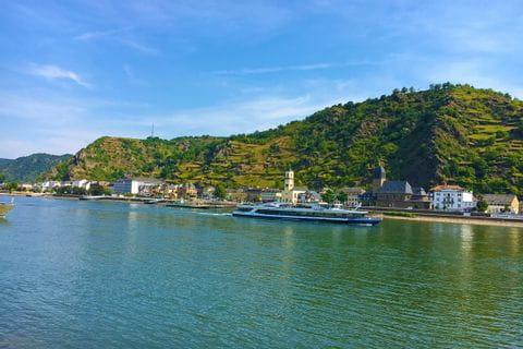 Wanderreise am Rhein
