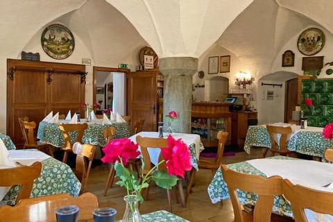 Schloss Kammer Gaststube