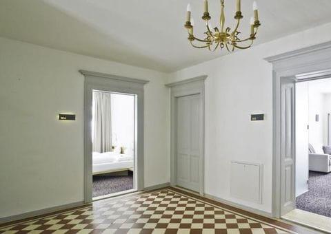 Innenausstattung Villa Waldkönigin
