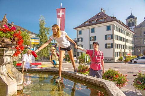 Wanderrast in Appenzell