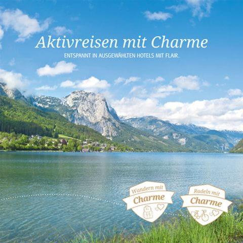Aktivreisen mit Charme - Katalog 2021
