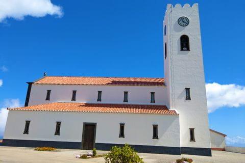Portugiesische Kirche auf der Wanderinsel Madeira