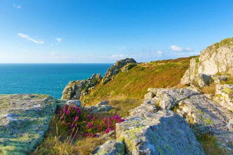 Zennor Head nahe St. Ives