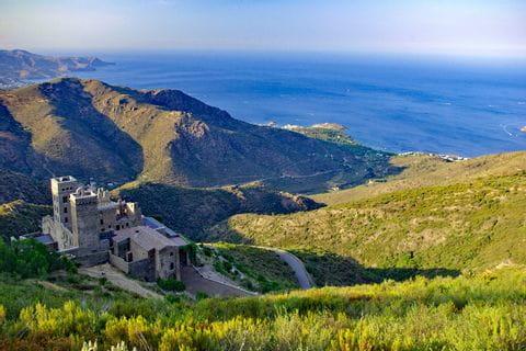 Wonderful hiking views to S'Pere Roda and sea