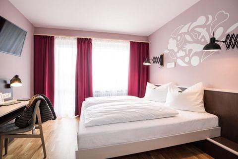 JUFA Hotel Königswinter-Bonn Doppelzimmer3