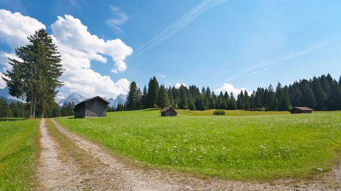 Werdenfelser Land Zugspitze Region