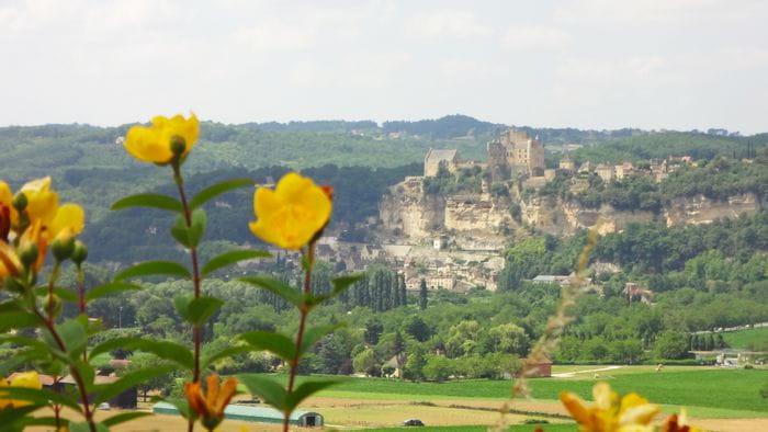 Wandern im im Dordogne-Périgord