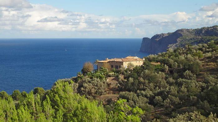 Mallorca Wanderweg GR221