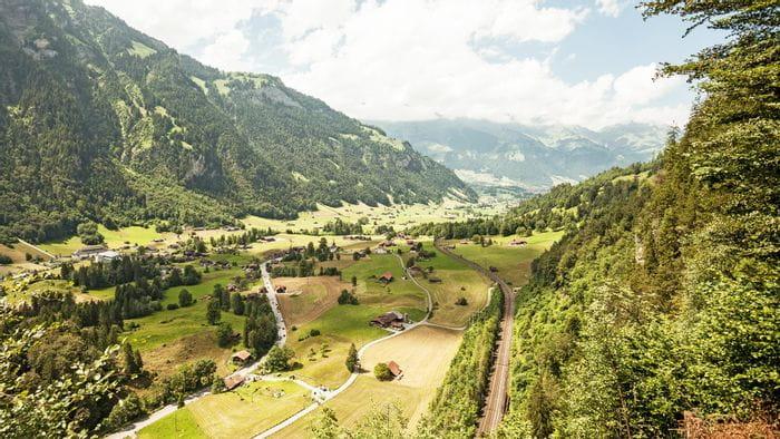 Impressionen vom Aletsch Panoramaweg